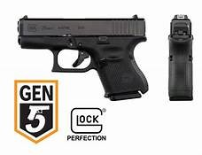 Glock 26 Gen 5 9 mm Semi Auto Pistol New
