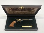 Colt Frontier Scout Golden Spike 22lr Revolver Preowned
