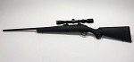 Ruger American 270Win Bolt Rifle W/Scope