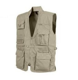 Rothco Concealed Carry Khaki Vest