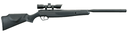 Stoeger Airguns X20S .177 Black Synthetic Surpressor W/Scope