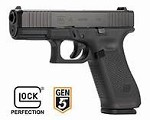 Glock 45 9mm Semi Auto Pistol New
