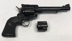 Ruger New Model Blackhawk 357 / 9mm Convertible Revolver Preowned