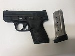 Smith & Wesson M&P 9 Shield 9mm Semi Auto Pistol Preowned