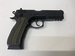 CZ 75 SP-01 Tactical 9mm Semi-Auto Pistol Preowned