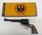Ruger Blackhawk 3-Screw With Brass Frame 30 Carbine Single Action Preowned
