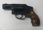 Smith & Wesson 642-2 38 spl Revolver Ported Preowned