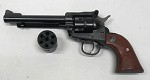 Ruger New Model Single Six 22LR/22Mag Revolver Preowned